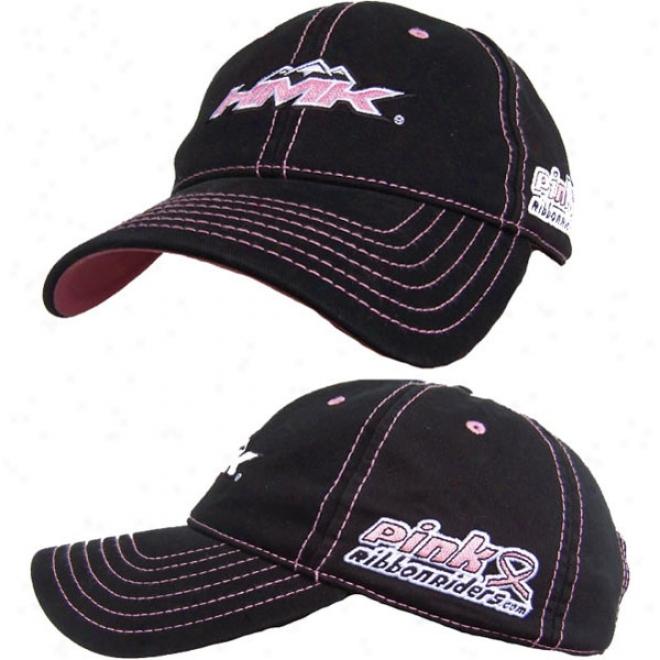 Pink Ribbon Ballcap