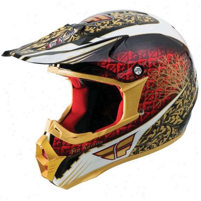 Platinum Lx Relic Helmet