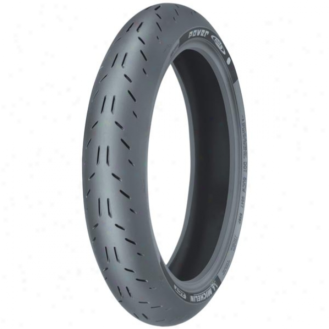 Power One 2ct Front Tire