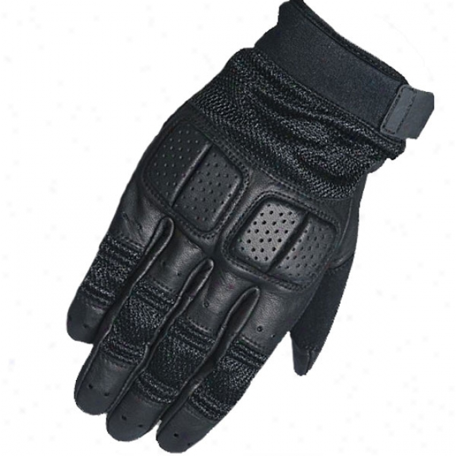 Power Play Leather Gloves