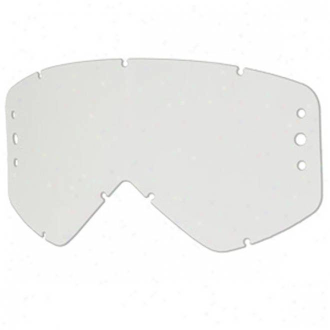 Pre-drilled Lens For Scott 89 Goggles
