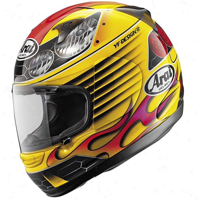 Profile Hot Rod Helmet