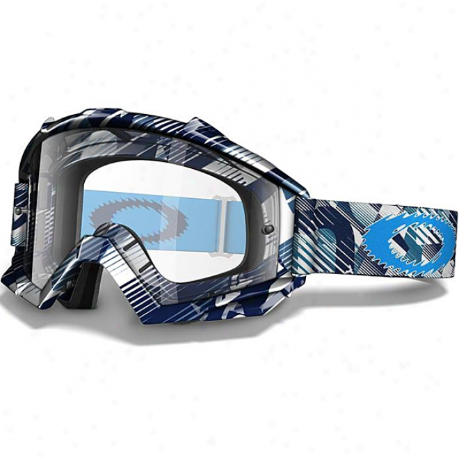Proven Mx Digi-slash Goggles