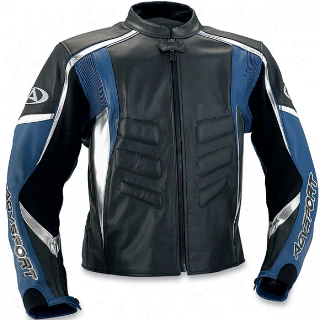 Pulsar Leather Jacket