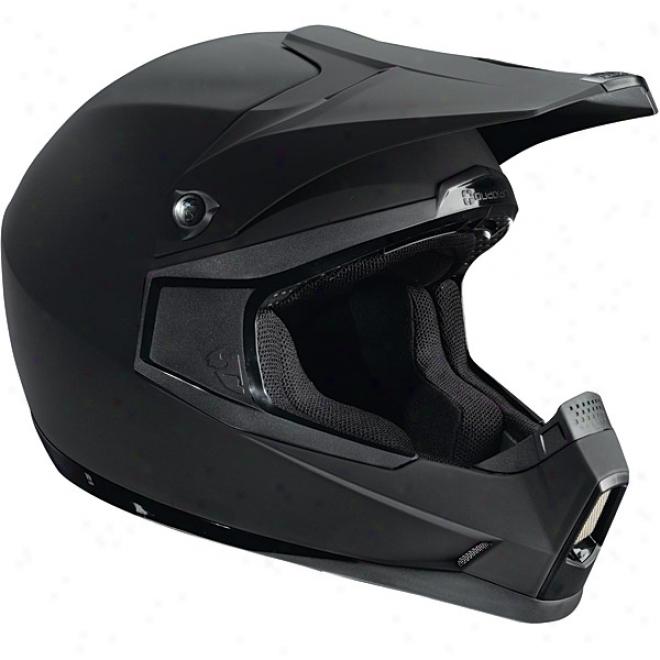 Quadrant Matte Dark Helmet