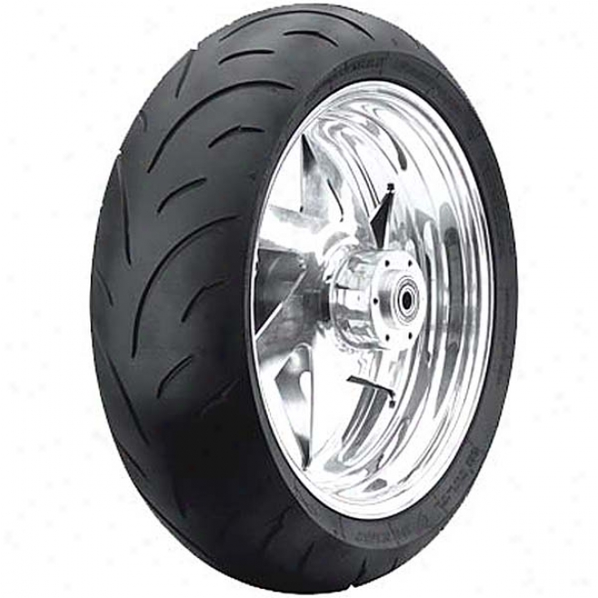 Qualifier Performance Radial Rear Tire