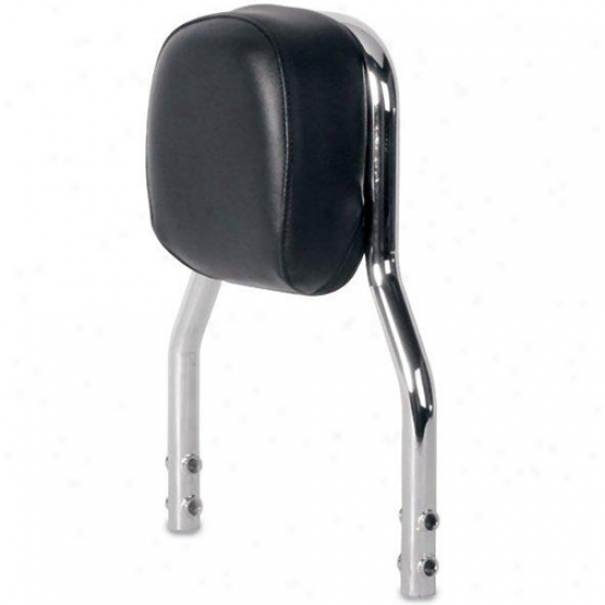 Quick-detach Passenger Backrest