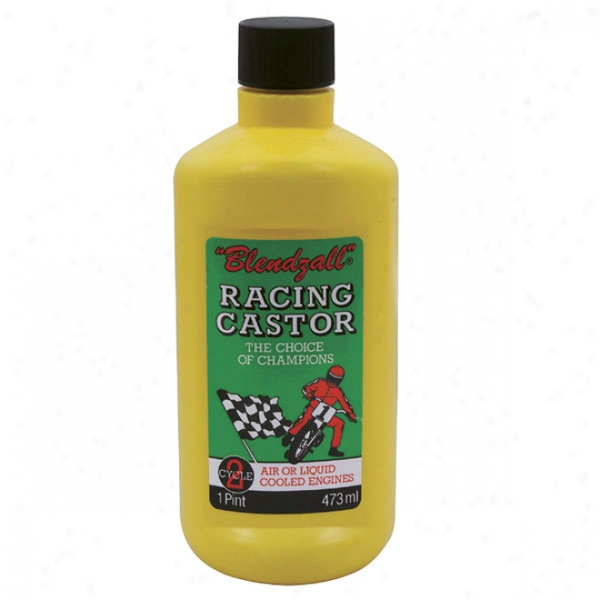 Racing Castor 2-cycle Oil