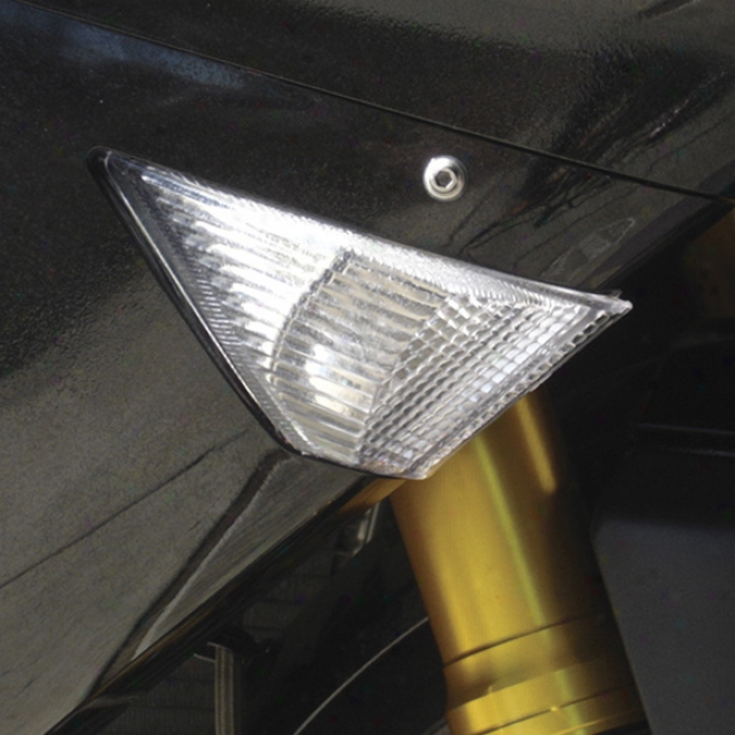 Rear Turn Signal Lens