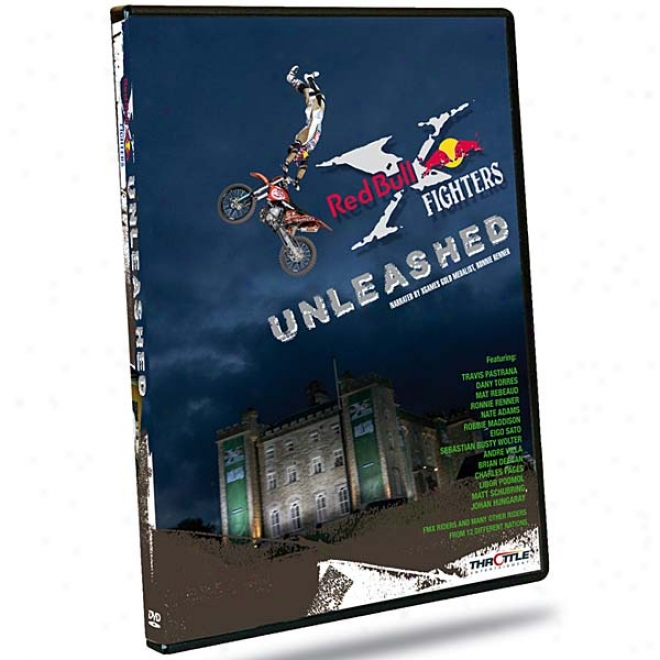 Red Bull X-fighters Dvd