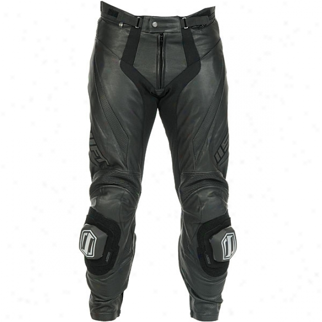 Redline Leather Pants
