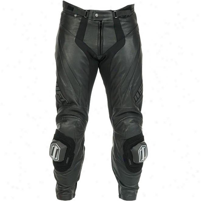 Redline Leather Pants