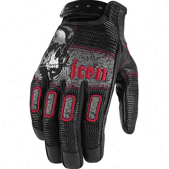 Reefer Tyranny Gloves