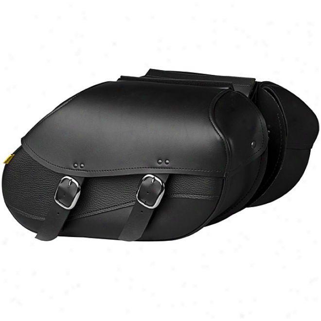 Revolution Swooped Throwover Saddlebags