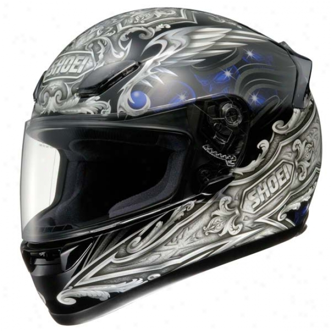 Rf--1000 Diabolic Zero Helmet