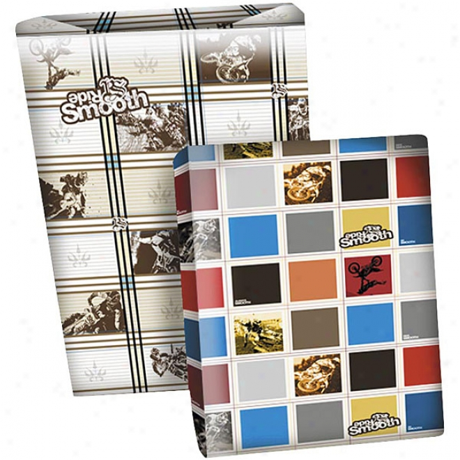 Ride Smooth Wrapping Paper