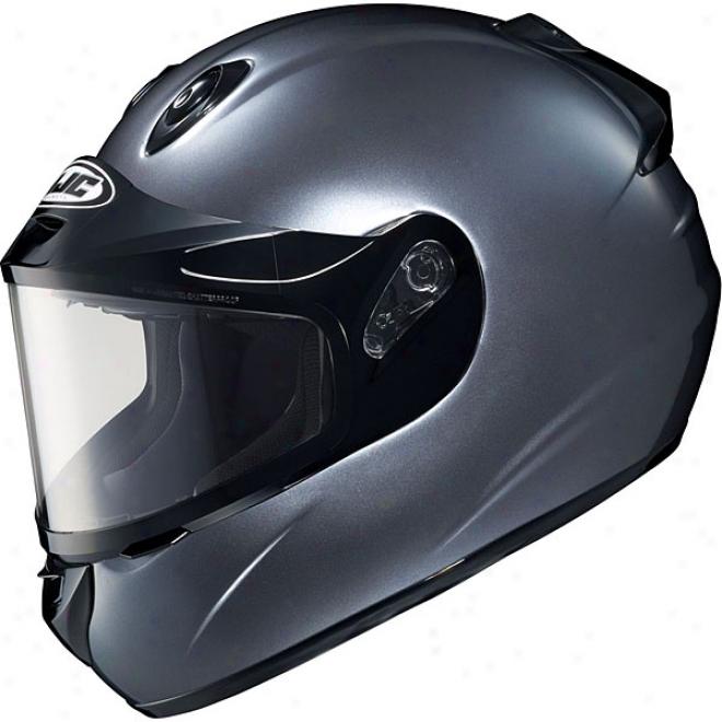 Rkt 101 Sn Solid Snow Helmet