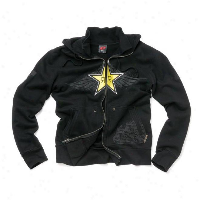 Rockstar Evilstar Zip-up Hoidy