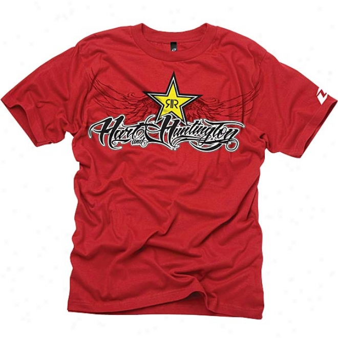 Rockstar Hart Huntington Wings T-shirt