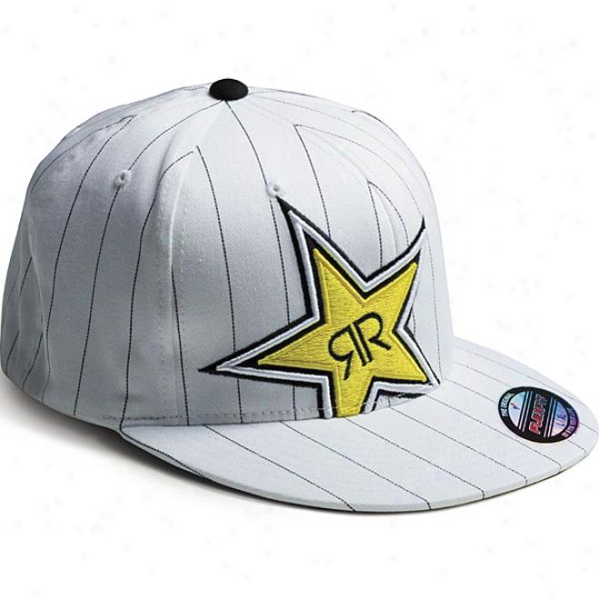 Rockstar Stripe Flexfit Hat