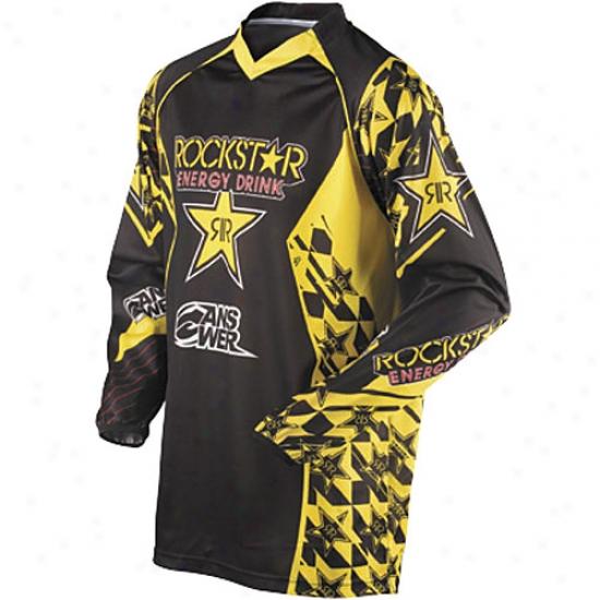 Rockstar Vented Jersey