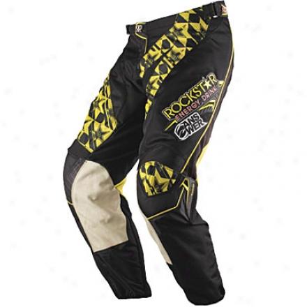 Rockstar Vented Pants