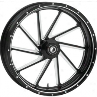 Ronin One-piece Contrast-cut Aluminum Front Wheel