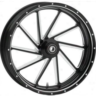 Ronin One-piece Contrast-cut Aluminum Front Wheel