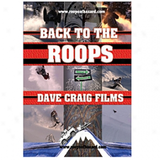 Roops Of Hazard Back To The Roops Dvd