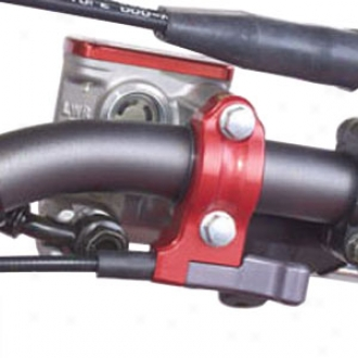 Rotating Tribunal Clamp With Burning Start Lever