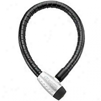 Rotweiller 20m Armor Coil Cable Lock