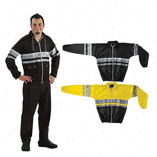 Rs-100 Rally Rain Suit