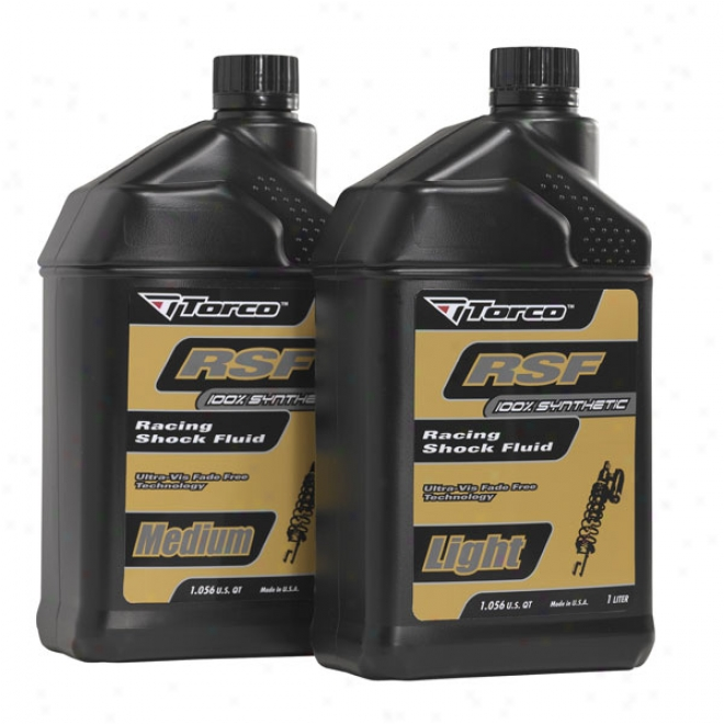 Rsf Racing Shock Fluid