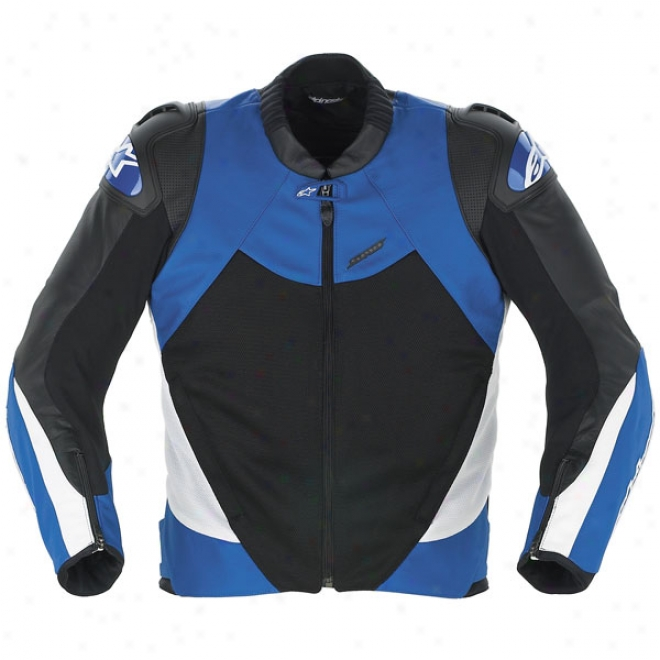 S-mx Ar-flo Leather Jacket