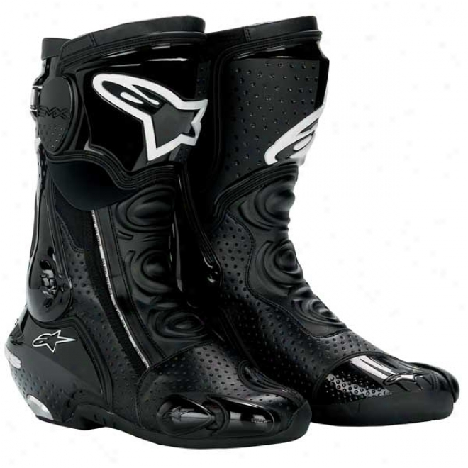 S-mx More Vented Racing Boots