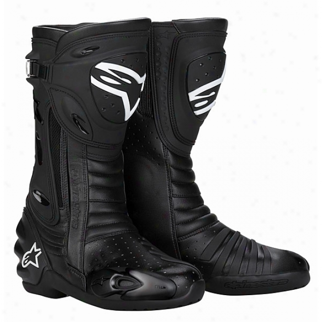S-mx R Vented Boots