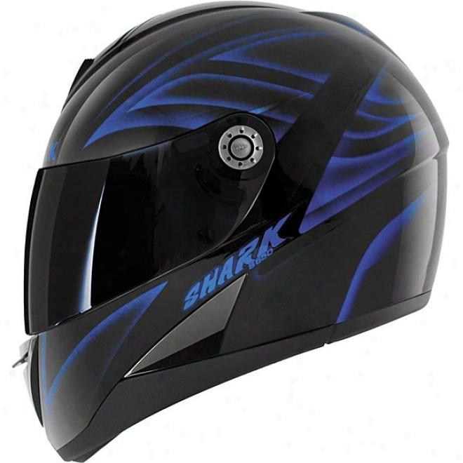 S650 Fusion Tec Helmet