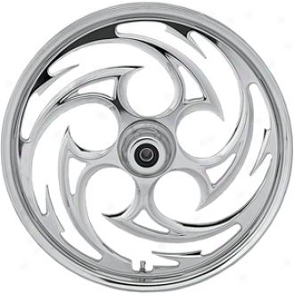 Savage Chrome Forged Front Wheel