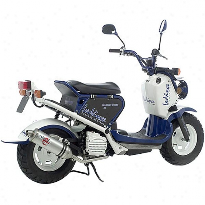 Scoot Sport Ehaust System