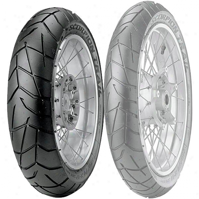 Scorpion Trail Dual Spport Rear Tire