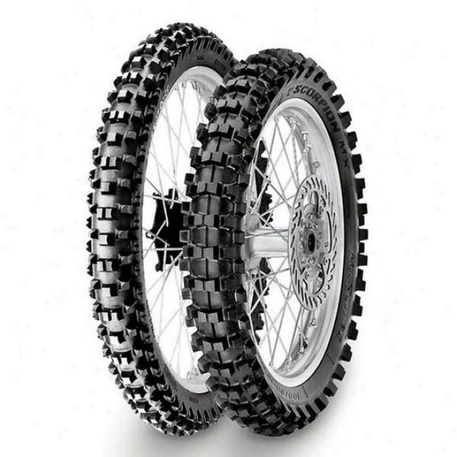 Scorpion Xcms Rear Tire
