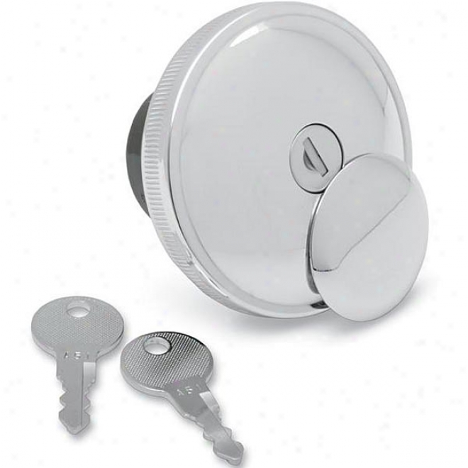 Screw-in Locking Gas Cap