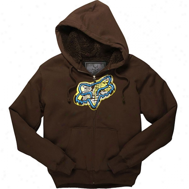 See Four Sasquatch Zip-up Hoody