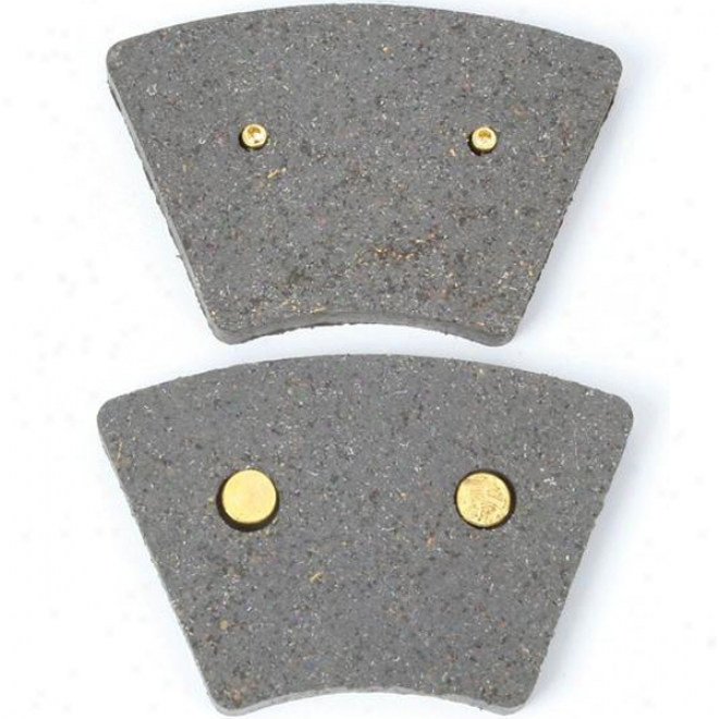 Semi-metallic Rear Thicket Pads