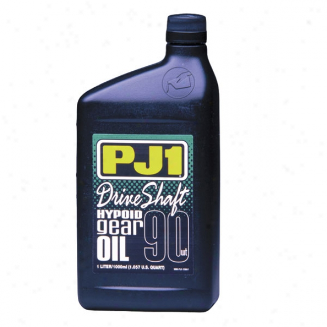 Silver Series Hypoid Gear Oil