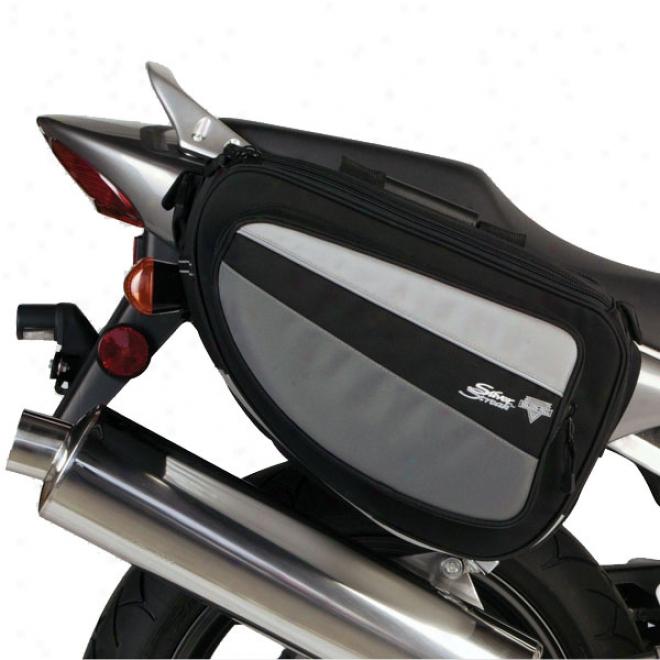 Silver Streak Ssc-150 Deluxe Sport Saddlebag