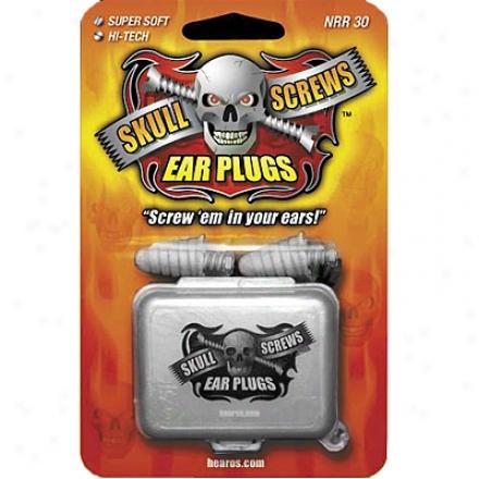Skupl Screws Ear Plugs