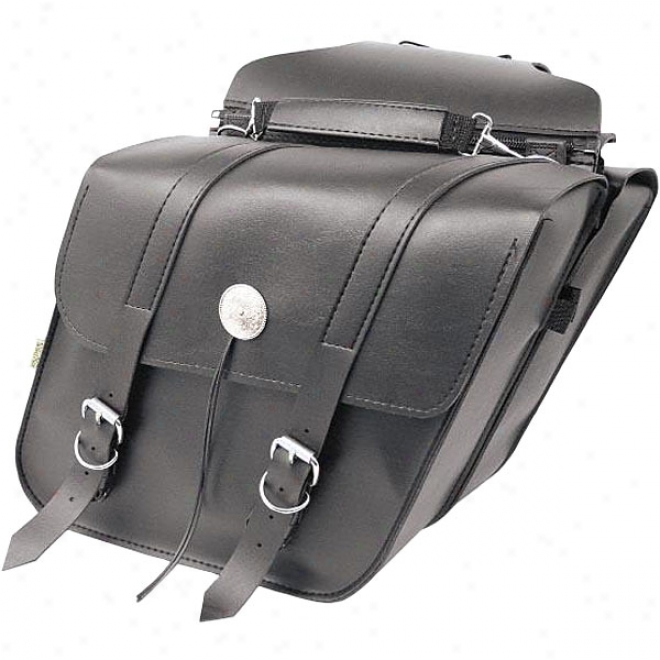 Slant Saddlebags