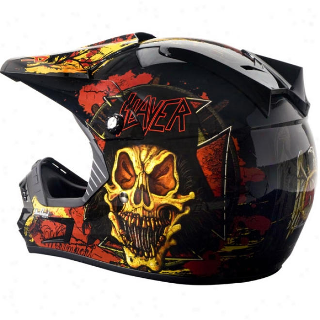 Slayer Offroad Helmet