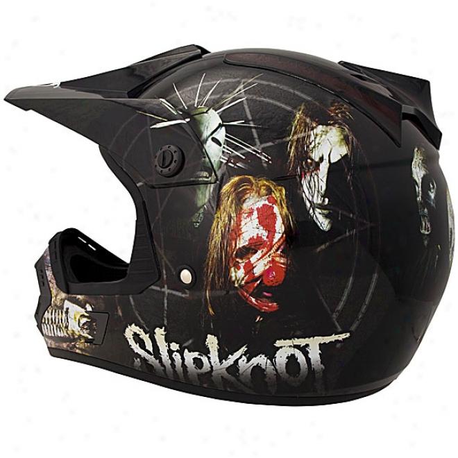 Slipknot Offroad Helmet